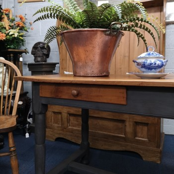 SOLD-French fruitwood Table