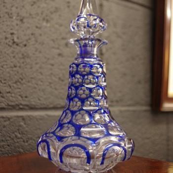 19th Century Cut Scent Bottle