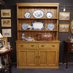 Victorian Pine Dresser