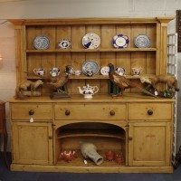Pine Farmhouse Dresser