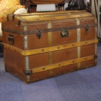 SOLD-Travelling Trunk
