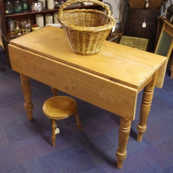 Pine Pembroke Table