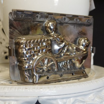 SOLD-French Chocolate Mould