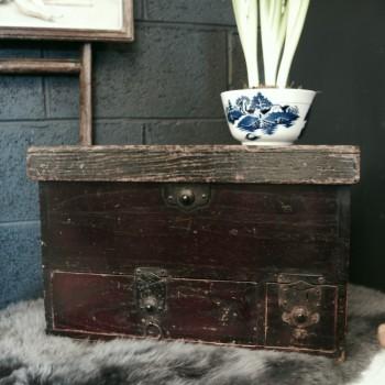 Japanese tansu Box