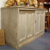 Painted Pine Base Cupboard