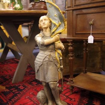 Model of Joan of Arc