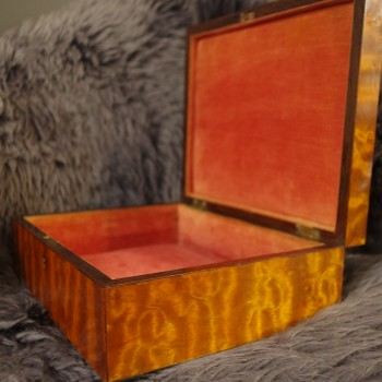 Early Victorian Box
