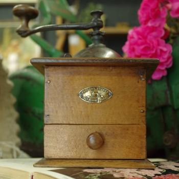 Vintage French Coffee Grinder