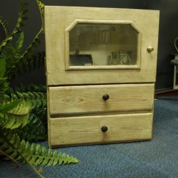 Dainty Vintage Cabinet