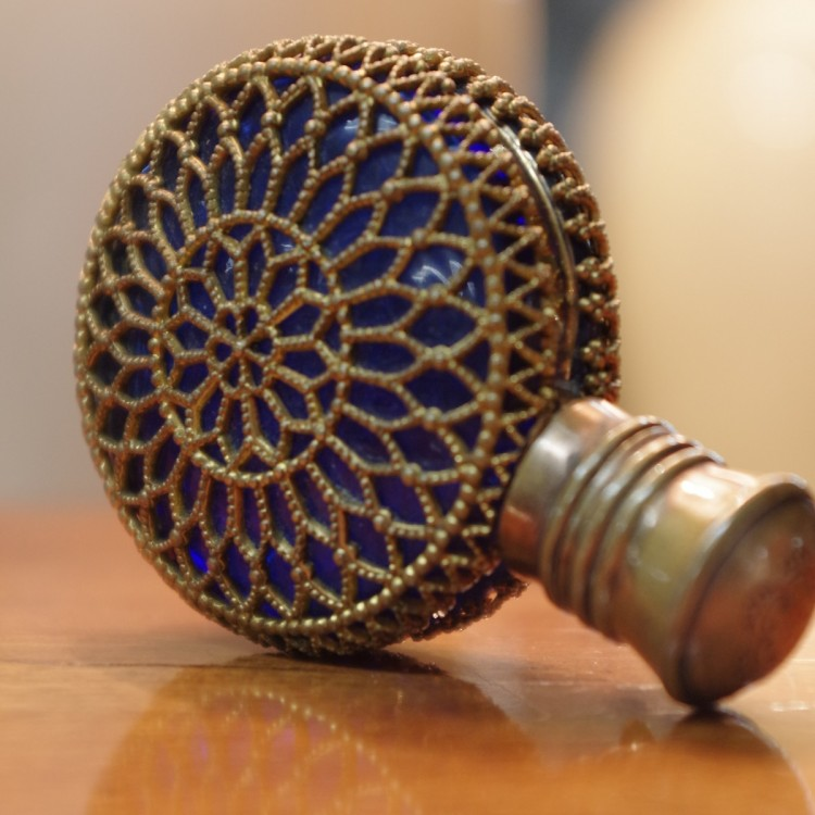 Blue Glass Scent