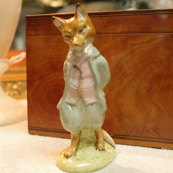 SOLD-Beswick Fox