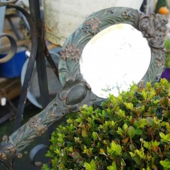 Decorative Hand Mirror
