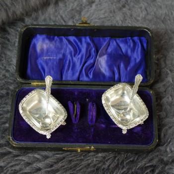 Boxed Silver salts