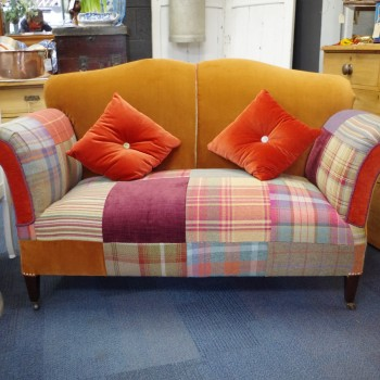 SOLD-Vintage Sofa