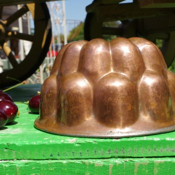 Vintage Copper Mould