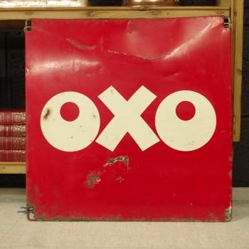 SOLD-Vintage Oxo Sign