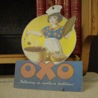 OXO Advertising Board
