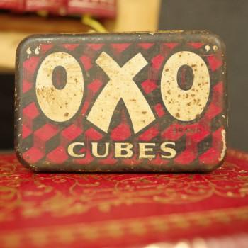 Advertising OXO Tin