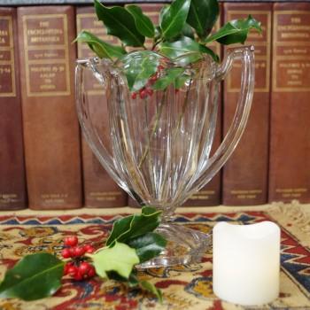 Glass Celery Vase