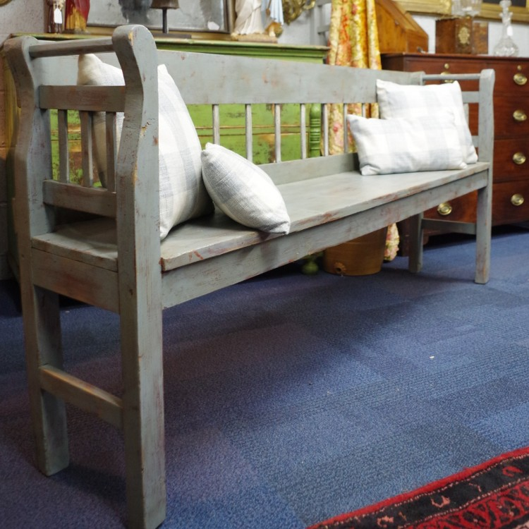 Continental Pine Bench