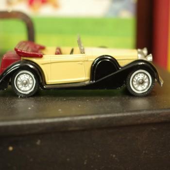 SOLD-Matchbox Vintage Car