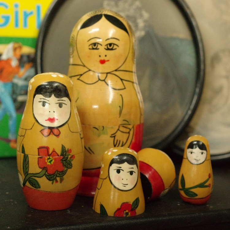 Russian Set of Dolls