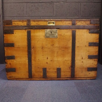 Military Campaign Trunk