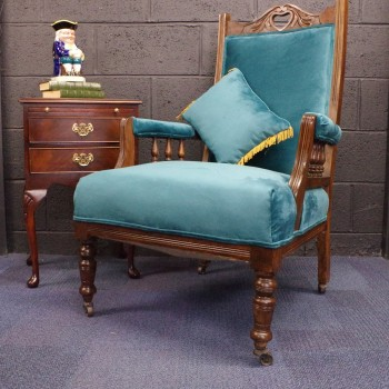 SOLD-Traditional Chair