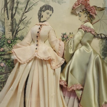 SOLD-Fashion Illustration