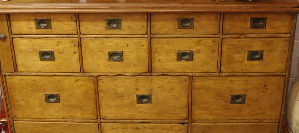 Antique Storage and Cabinets