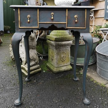 SOLD-Painted Lowboy